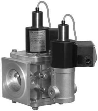 Клапан фланцевый ВН1Н-4К ФЛ.