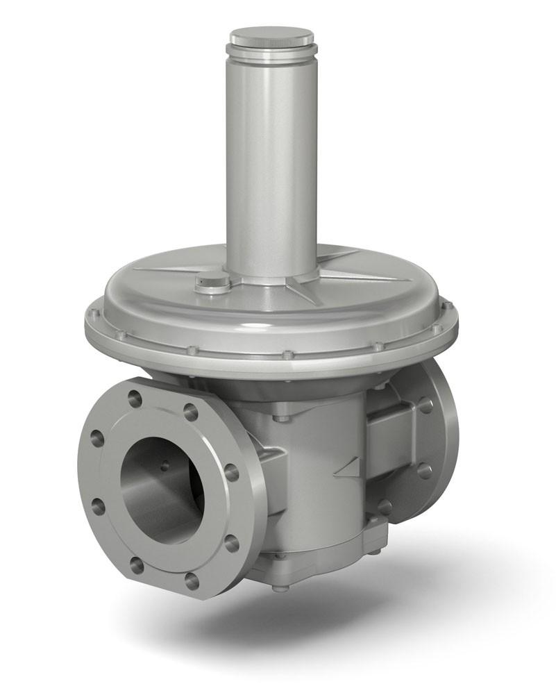 регуляторы давления газа со встроенным пзк
