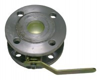 КШ-16/50 кран шаровой газовый фланцевый