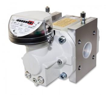 Ротационные счетчики газа RVG - Астин групп - производство и продажа газового оборудования